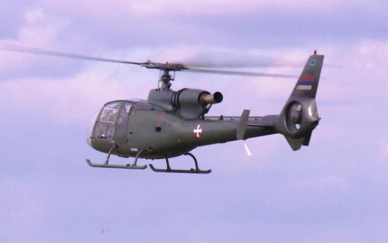 Vojska Srbije predstavila nove helikoptere kupljene u Rusiji