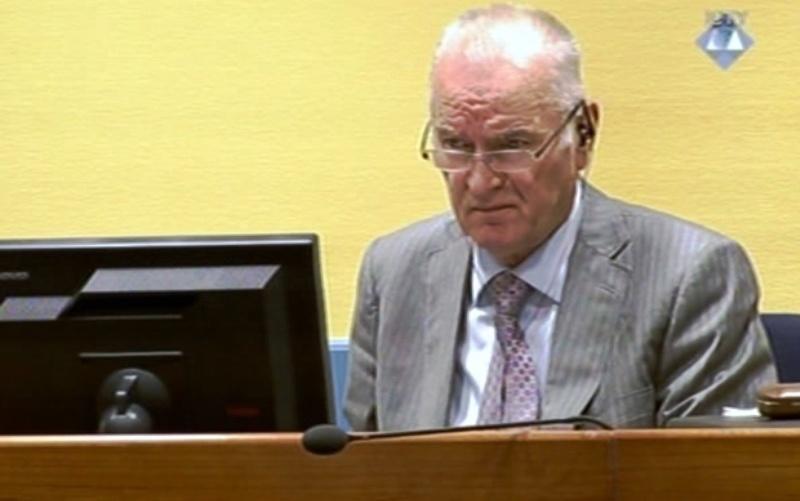 Tužioci traže potvrdu doživotne robije za Ratka Mladića
