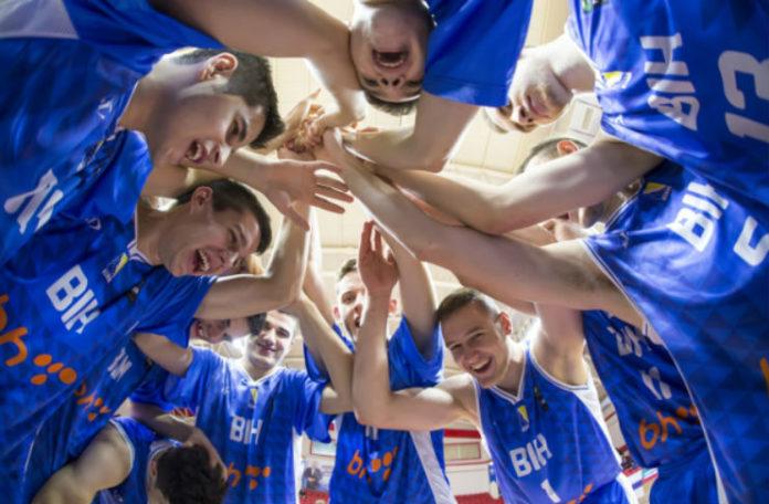 Juniori BiH pobjedili Francusku na startu Eurobasketa