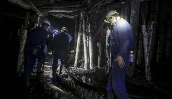 Zenički i brezanski rudari stupili u generalni štrajk