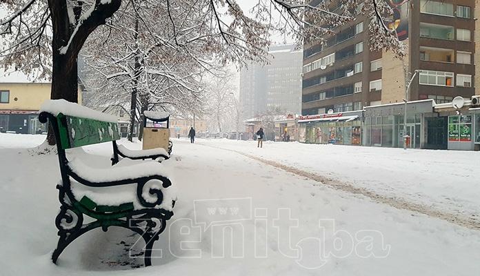 Naredne sedmice snijeg u BiH