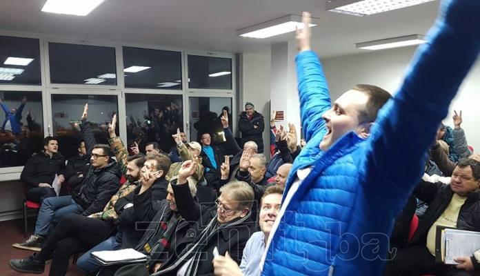 VIDEO+FOTO: Usvojen novi Statut NK Čelika, Šatorović privremeni predsjednik