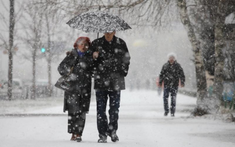 Za sutra upaljen meteoalarm u BiH: Vrijeme je potencijalno opasno