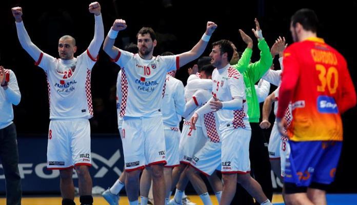 Veliki preokret Hrvatske protiv Njemačke za polufinale EP u rukometu
