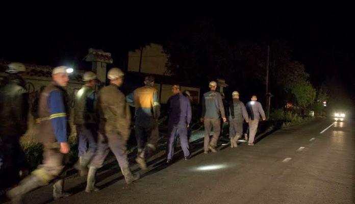 """Rudari rudnika """"Stara jama"""" nastavljaju sa štrajkom glađu"""