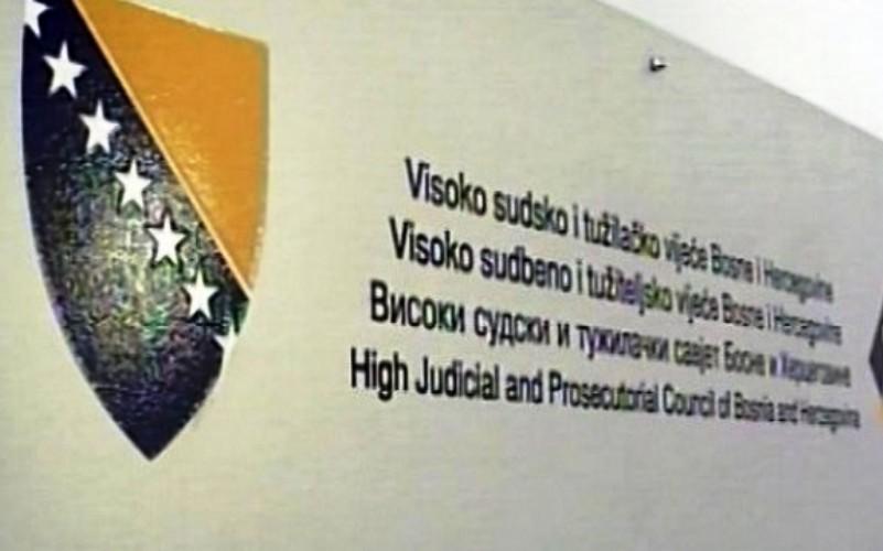 Imenovanje zamjenika državnog tužitelja na dnevnom redu sjednice VSTV-a