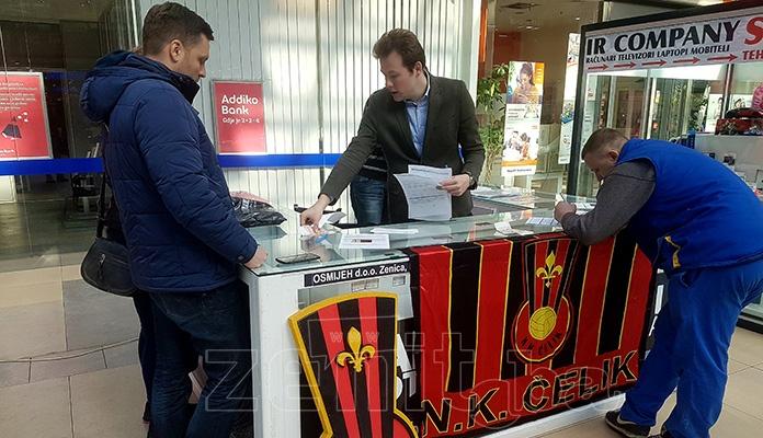 FOTO: Posjetite TC Džananović i postanite član NK Čelik