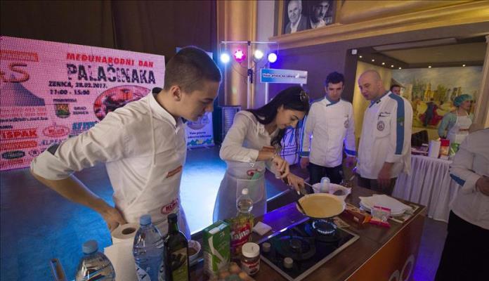 Međunarodni dan palačinaka obilježen u Zenici i Sarajevu