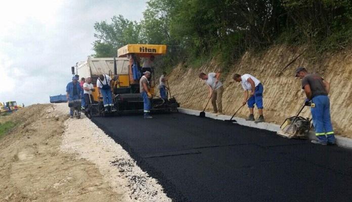 Gradska uprava o nastavku izgradnje puta Nemila-Bistričak