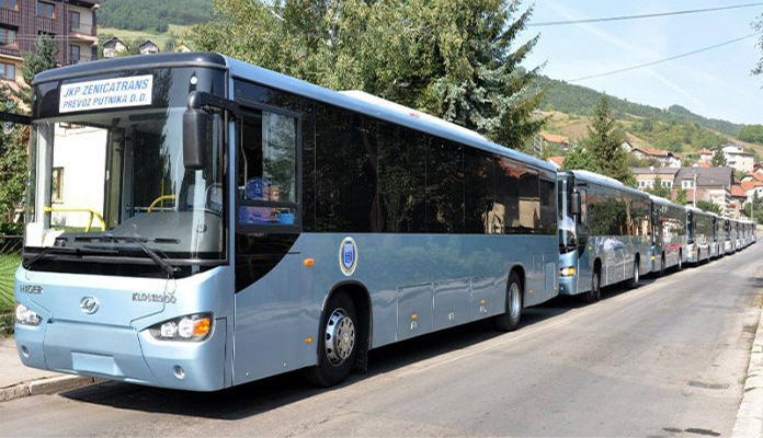 JKP Zenicatrans uskoro u saobraćaj uvodi autobuse na plin?