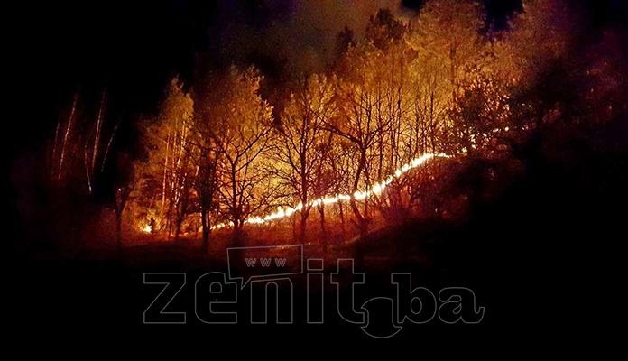 Apel građanima Zenice: Pazite kako palite vatru
