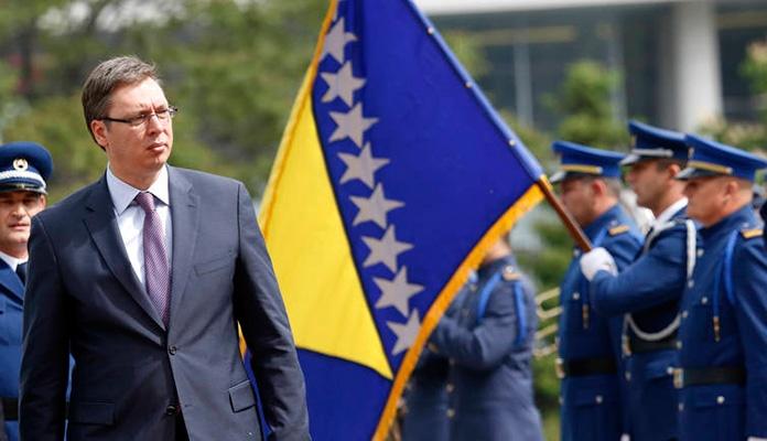 Predsjednik Srbije Aleksandar Vučić dolazi u BiH