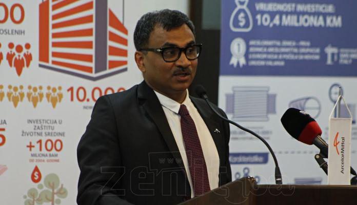 Biju Nair više nije direktor ArcelorMittala, poznato ime novog