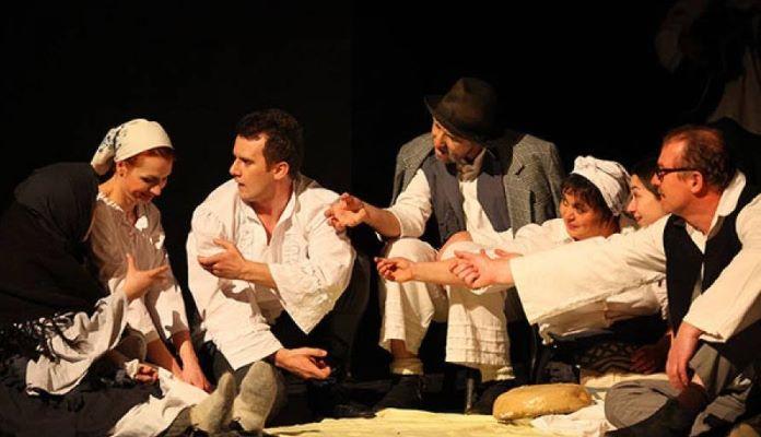 """Predstavom """"Gluha svadba"""" u Zenici obilježen Svjetski dan pozorišta"""