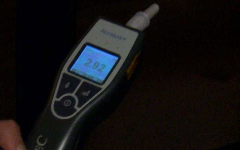 Skoro svaki deseti kontrolisani vozač u ZDK pod dejstvom alkohola