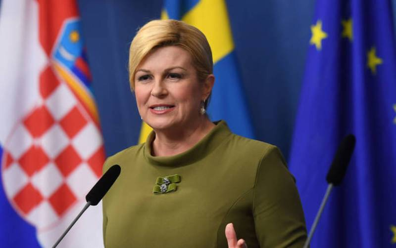 Kolinda Grabar-Kitarović opet o BiH