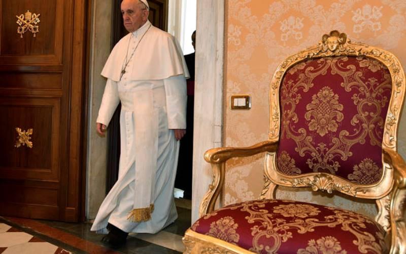 Papa do kraja 2020. zbog koronavirusa neće putovati nigdje