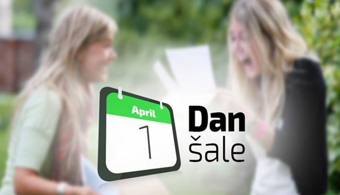 Danas je 1. april - Dan šale