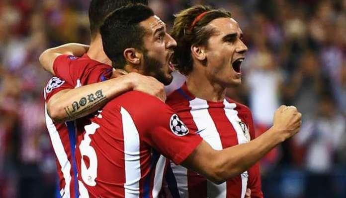 Ekipa Atletico Madrida osvojila Europsku ligu