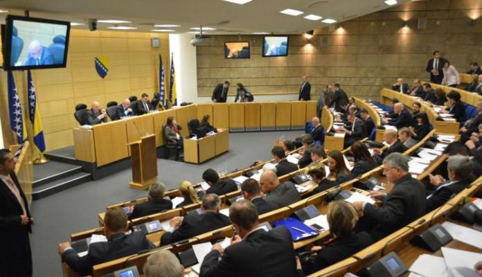 """Dom naroda PFBiH o rebalansu budžeta i """"korona zakonu"""""""