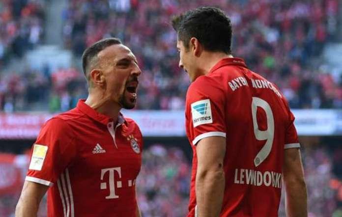 Robert Lewandowski želi u Real Madrid