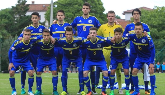 Mladi nogometaši BiH danas protiv Azerbejdžana