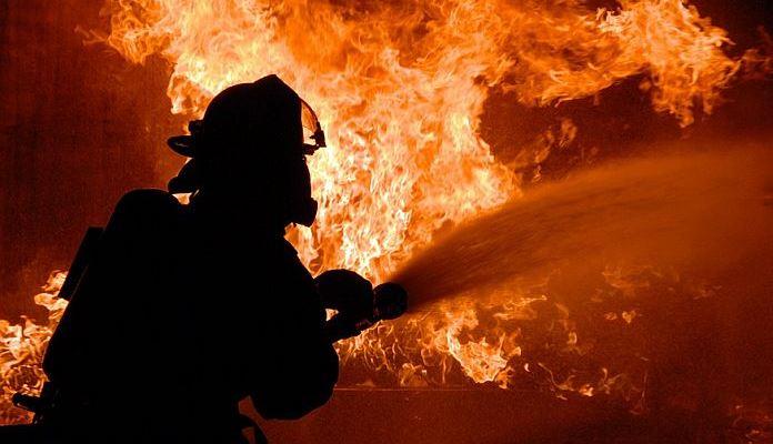 U mjestu Čajdraš zapalila se vikendica, veća materijalna šteta