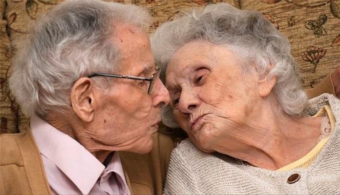 Sretan brak za zdravu starost muškaraca
