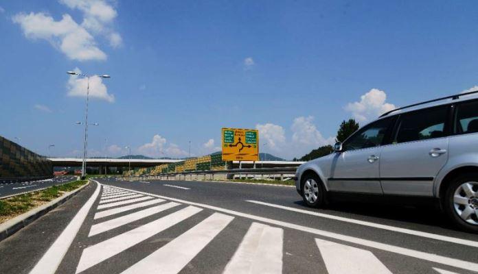 U maju 2021. više od milion vozila na autocesti A1