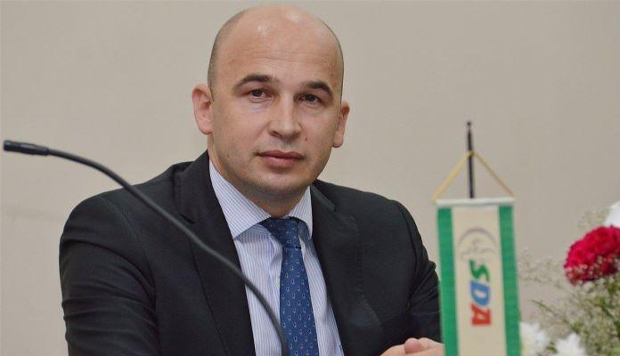 Nezir Pivić kandidat SDA za gradonačelnika Zenice, nosilac liste Suad Kaknjo