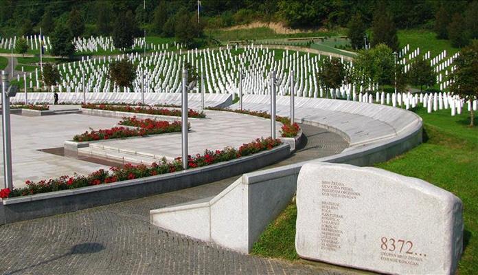 Petnaesta godišnjica otvaranja Memorijalnog centra Potočari