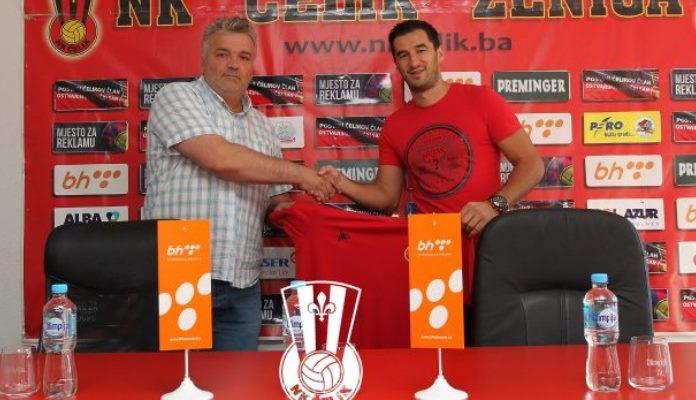 Aidin Mahmutović i zvanično potpisao za Čelik