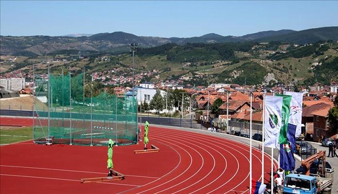 Na atletskom takmičenju u Novom Pazaru rekordan broj medalja za BiH