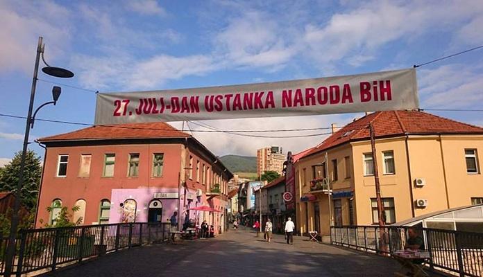 Danas je 27. juli - Dan ustanka naroda Bosne i Hercegovine