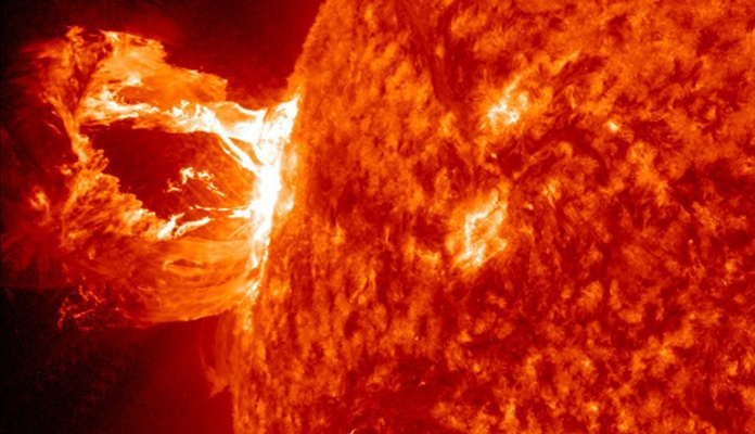 Eksplozija na Suncu imaće velike posljedice po Zemlju