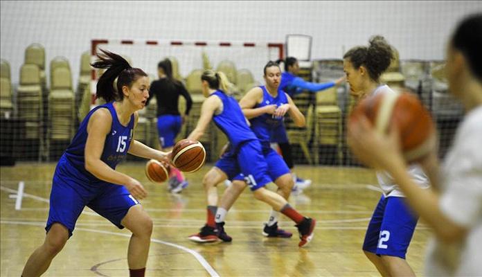 Ženska košarkaška reprezentacija BiH danas protiv Slovačke