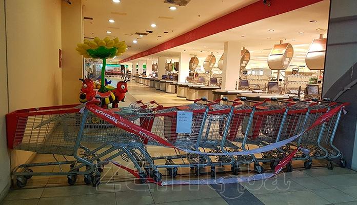 Konzum u Zenici zatvorio najveći supermarket, uskoro otvorenje Binga
