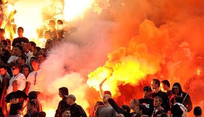 """UEFA kaznila Hajduk zbog skandiranja """"Ubij Srbina"""""""