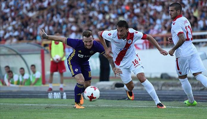 Zrinjski u 2. pretkolu Lige prvaka poražen od Maribora