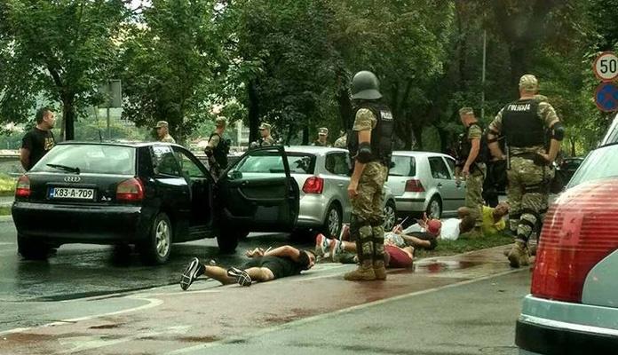 """Horde zla ogorčene na policiju u Zenici: Svezane su nas šutali nogama i psovali """"sarajevsku majku"""""""