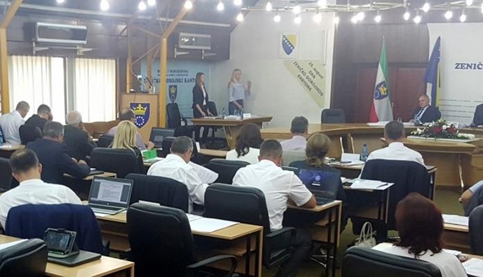 Poslanici Skupštine ZDK razmatrali tri izvještaja kantonalnih javnih ustanova