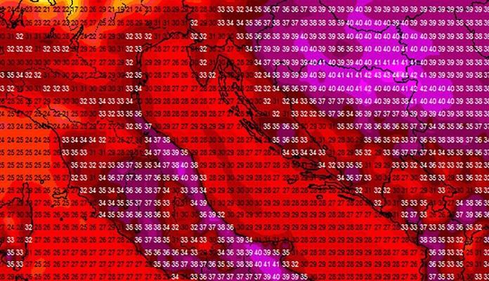 Upozorenje: BiH čeka pakleni toplotni val, slijede temperaturni rekordi