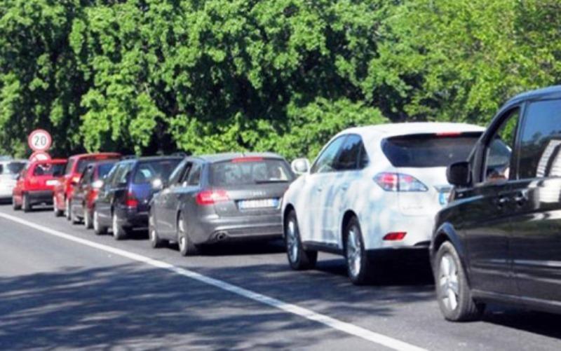 Pojačan promet vozila na GP Izačić