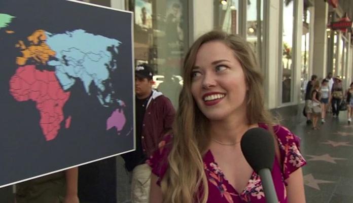 Znaju li Amerikanci gdje se nalazi Sjeverna Koreja? (VIDEO)