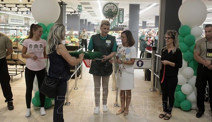 U Zenici otvoren hipermarket Bingo (FOTO)