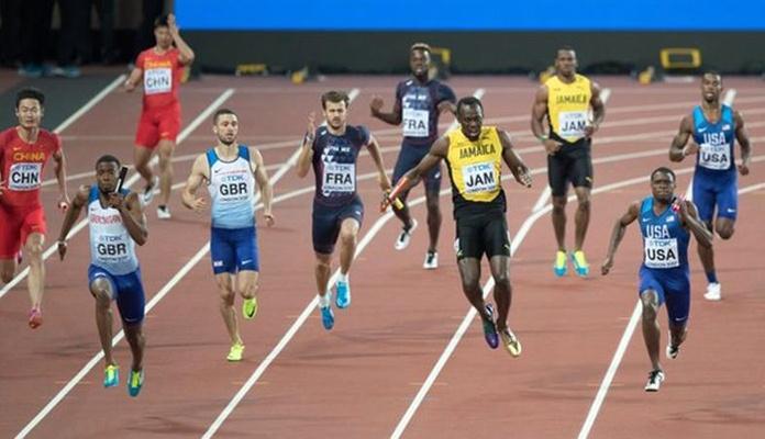 Bolt se povrijedio, Britancima zlato u štafeti 4x100