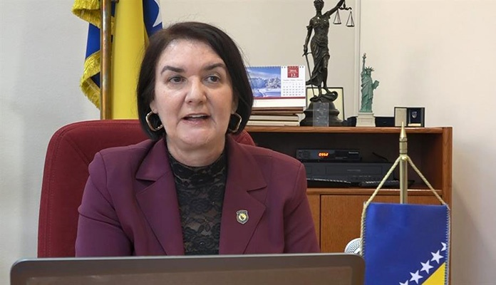 Gordana Tadić razriješena dužnosti glavne državne tužiteljice
