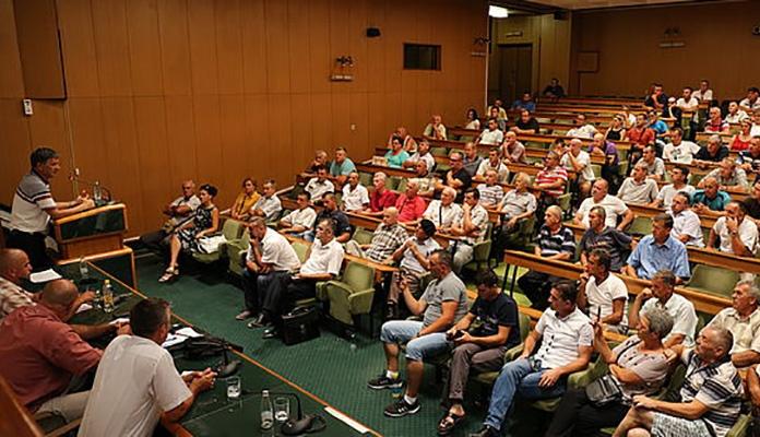 Kasumović: Grad Zenica neće iznevjeriti proizvođače maline
