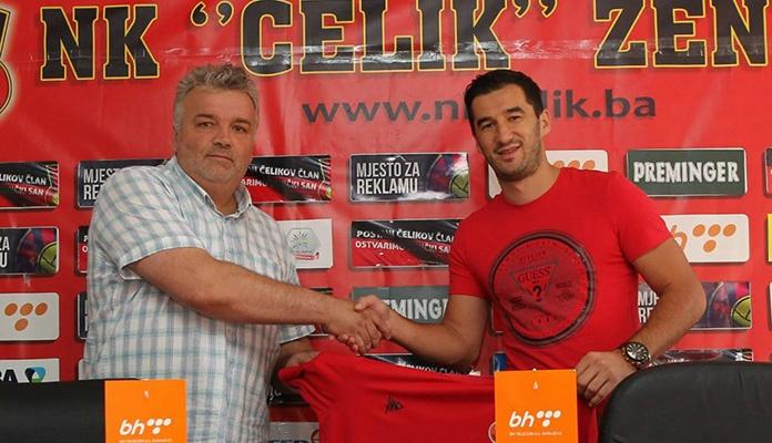 Aidin Mahmutović stekao pravo nastupa za Čelik