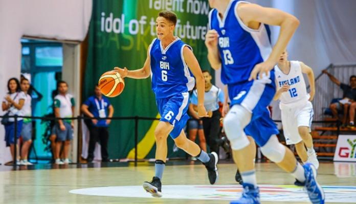 Mladi košarkaši BiH večeras protiv Mađarske